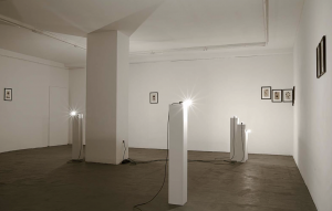 Martin Neumaier / fremd und stumm