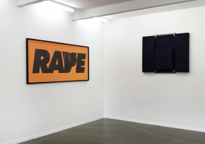 Ramirez & Bermeitinger / Exhibition view