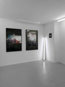 Hans Petri / Exhibition view