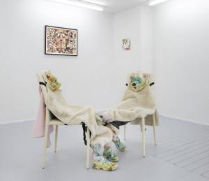 Yoga Dog / Kris Lemsalu, Andrew Gilbert, Mary-Audrey Ramirez